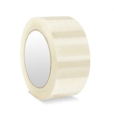 Acrylic Tape - Clear<br>Size: 48mmx66m<br>Pack of 36